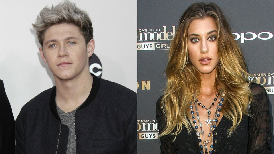is niall horan dating jessica serfaty