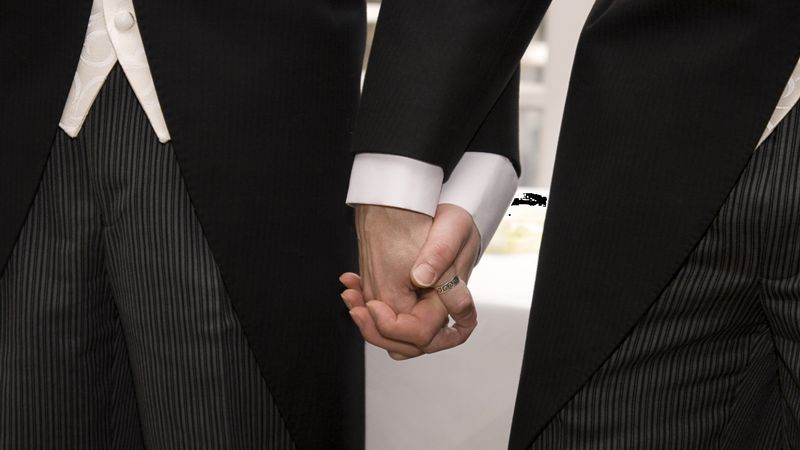 First NI same sex marriage set for Valentines Day