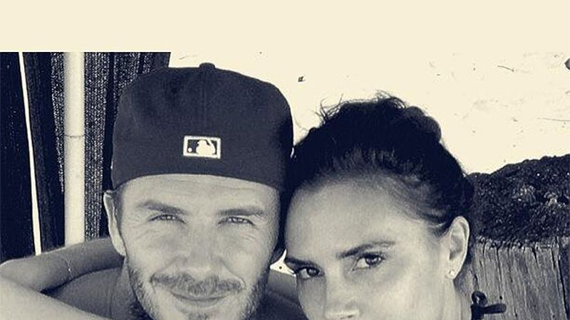 Victoria Beckham Calls David Her 'Soulmate' After 20 Years of Marriage - Grazia Daily